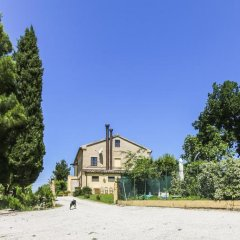 Отель Country House La Fattoria Di Paolo Мачерата приотельная территория