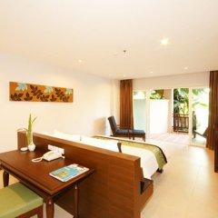 Отель The Heritage Pattaya Beach Resort 4* Номер Делюкс с различными типами кроватей фото 30
