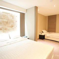 Hotel MIDO Myeongdong 2* Улучшенный номер с различными типами кроватей фото 3