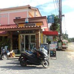 Отель Lanta Baan Nok Resort Ланта парковка
