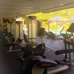 Отель Relax @ Twin Sands Resort and Spa фитнесс-зал фото 3