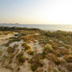 Hotel Avdaliya пляж