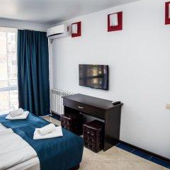 Гостиница Мармарис Стандартный семейный номер с 2 отдельными кроватями фото 3