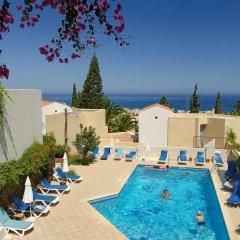 Отель Villa Iokasti Греция, Херсониссос - отзывы, цены и фото номеров - забронировать отель Villa Iokasti онлайн бассейн фото 3