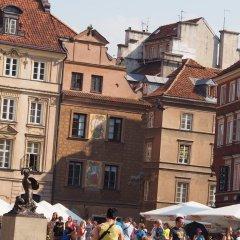 Отель Old Town Snug Польша, Варшава - отзывы, цены и фото номеров - забронировать отель Old Town Snug онлайн балкон