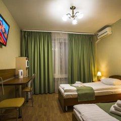 Гостиница Авеню Улучшенный номер с разными типами кроватей фото 3