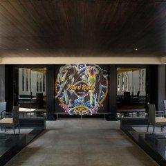 Hard Rock Hotel Goa интерьер отеля