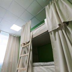 Brusnika Hostel Кровать в женском общем номере с двухъярусной кроватью фото 3