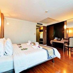 Jomtien Garden Hotel & Resort 4* Номер Делюкс с различными типами кроватей фото 15