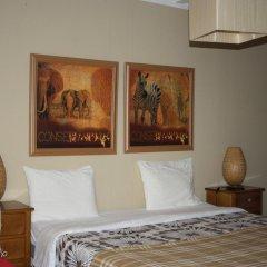 Отель Residencia Pedra Antiga 3* Стандартный номер с различными типами кроватей фото 8