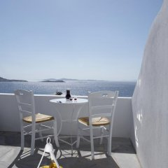 Porto Mykonos Hotel 3* Стандартный номер с различными типами кроватей фото 4