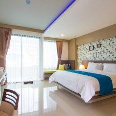 Отель The Phu Beach Hotel Таиланд, Краби - отзывы, цены и фото номеров - забронировать отель The Phu Beach Hotel онлайн комната для гостей фото 6