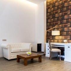 Отель Balneari Vichy Catalan 3* Люкс разные типы кроватей
