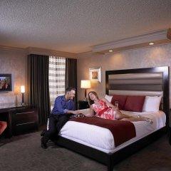 Treasure Island Hotel & Casino 4* Люкс с двуспальной кроватью фото 4