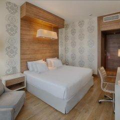 Отель NH Collection Milano President 5* Номер категории Премиум с различными типами кроватей фото 17