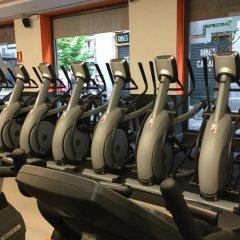 Отель Hostal Abadia фитнесс-зал фото 2