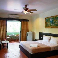 Отель Jomtien Morningstar Guesthouse 2* Стандартный номер с различными типами кроватей фото 8