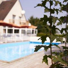 Отель Les Terrasses De Saumur 3* Улучшенный номер фото 8