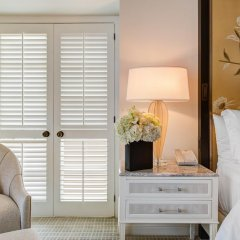 Отель Four Seasons Los Angeles at Beverly Hills 5* Улучшенный номер с различными типами кроватей фото 3