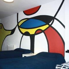 Отель Apartaments La Perla Negra Студия с различными типами кроватей фото 5