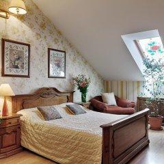 Отель Khreshchatyk Suites Киев комната для гостей фото 7