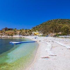 Отель Villa Mina пляж фото 2