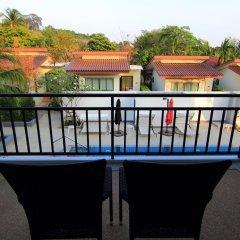 Отель The Fusion Resort 3* Улучшенный номер с 2 отдельными кроватями фото 7