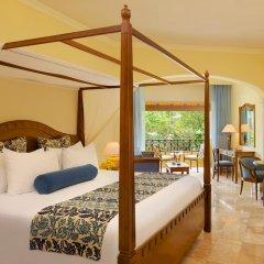 Отель Secrets Capri Riviera Cancun комната для гостей
