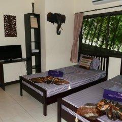 Отель Baan Sukreep Resort 3* Бунгало Делюкс с различными типами кроватей