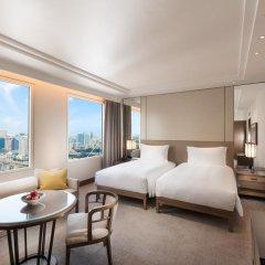 Отель Conrad Centennial Singapore 5* Номер Делюкс с различными типами кроватей
