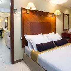 Отель Mookai Service Flats Pvt. Ltd 3* Улучшенный номер фото 2