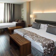 Отель Catalonia Ramblas 4* Стандартный номер с различными типами кроватей фото 2