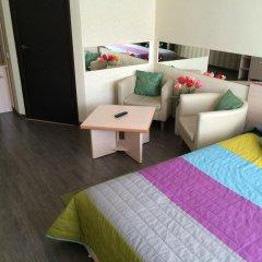 Гостиница Цветы Стандартный номер разные типы кроватей фото 2