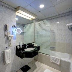 Comfort Inn Hotel 3* Улучшенный номер с различными типами кроватей фото 3