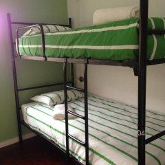 Albufeira Hostel Кровать в общем номере с двухъярусной кроватью