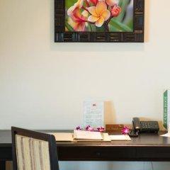 Отель Andaman White Beach Resort 4* Стандартный номер с различными типами кроватей фото 3