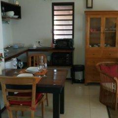 Отель Piafau hills Французская Полинезия, Фааа - отзывы, цены и фото номеров - забронировать отель Piafau hills онлайн комната для гостей фото 5