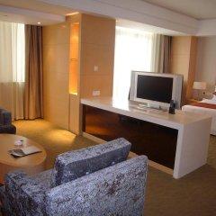 Grand Metropark Hotel Suzhou 4* Номер Делюкс с различными типами кроватей фото 3