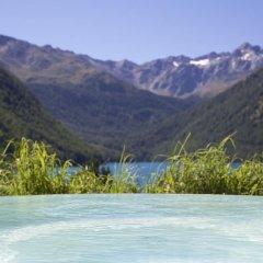 Hotel Edelweiss Сеналес бассейн