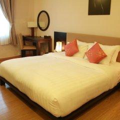 Отель Anise Hanoi 3* Номер Делюкс разные типы кроватей фото 9