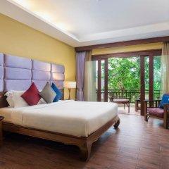 Отель Nora Beach Resort & Spa 4* Номер Делюкс с различными типами кроватей фото 5