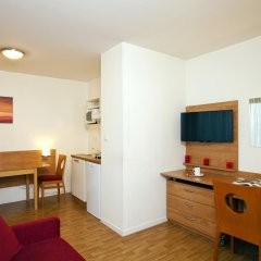 Отель Séjours & Affaires Rennes Villa Camilla 2* Студия с различными типами кроватей
