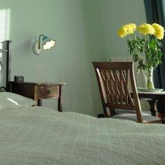 Отель Villa Rina 3* Стандартный номер с различными типами кроватей фото 13