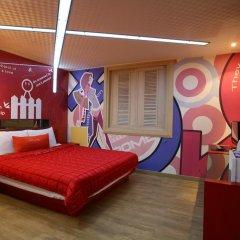 Haeundae Grimm Hotel 2* Стандартный номер с различными типами кроватей фото 20