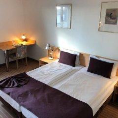 Olympia Hotel Zurich 3* Стандартный номер с двуспальной кроватью фото 3