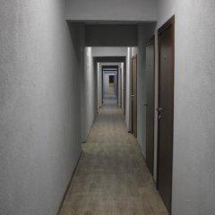 Хостел Олимпия Кровать в общем номере с двухъярусной кроватью фото 23