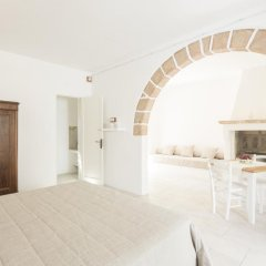 Отель Masseria Caretti Grande Номер Делюкс