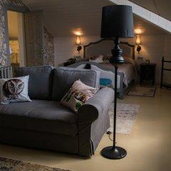 Мини-отель Грандъ Сова Номер Делюкс с различными типами кроватей фото 4