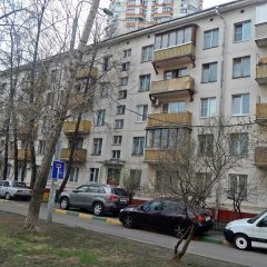 Апартаменты Apartment Volgogradskiy Prospekt парковка