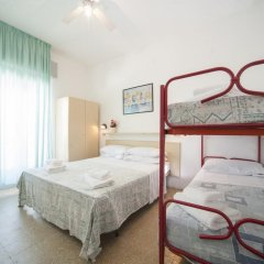 Hotel Sanremo Rimini 3* Стандартный номер с различными типами кроватей фото 2